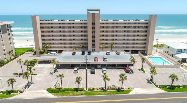 4453 S Atlantic Avenue #501, Ponce Inlet, FL 32127 (MLS #1077902) :: NextHome At The Beach
