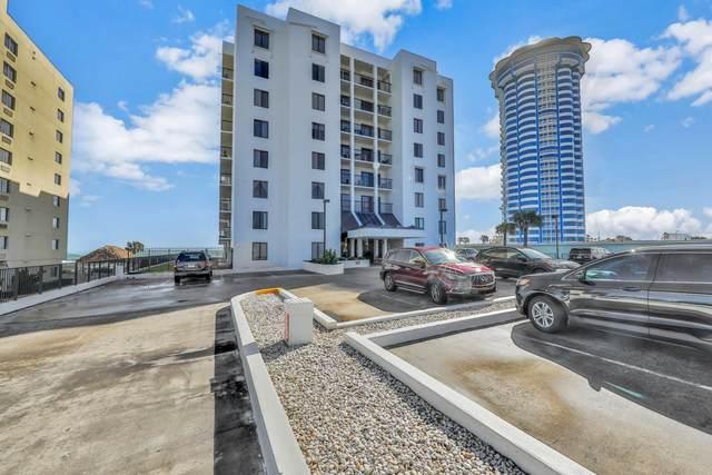 2615 S Atlantic Avenue 7H, Daytona Beach Shores, FL 32118 (MLS #1078057) :: Florida Life Real Estate Group