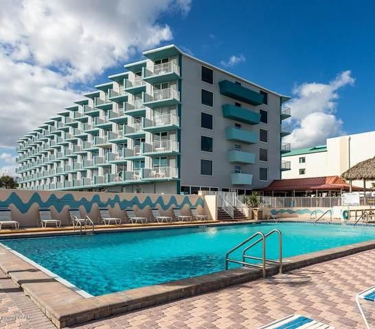 313 S Atlantic Avenue #3060, Daytona Beach, FL 32118 (MLS #1078076) :: Dalton Wade Real Estate Group