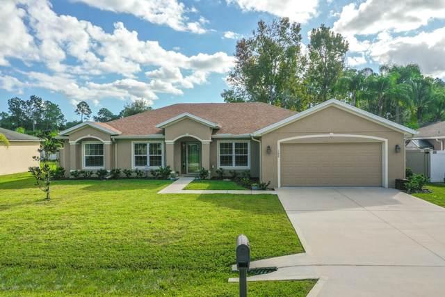 100 Renshaw Drive, Palm Coast, FL 32164 (MLS #1078118) :: Florida Life Real Estate Group