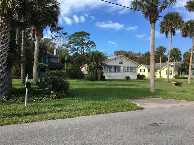 4910 Halifax Drive, Port Orange, FL 32127 (MLS #1078157) :: Memory Hopkins Real Estate