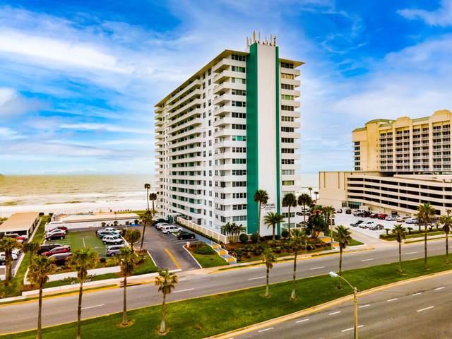 2800 N Atlantic Avenue #507, Daytona Beach, FL 32118 (MLS #1078170) :: Florida Life Real Estate Group