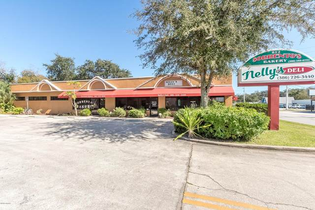 812-816 Mason Avenue, Daytona Beach, FL 32117 (MLS #1078191) :: Memory Hopkins Real Estate