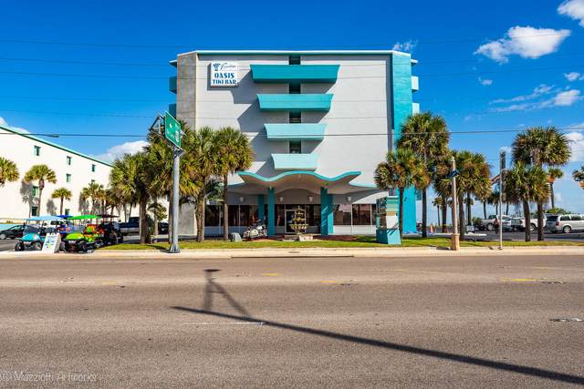 313 S Atlantic Avenue #6310, Daytona Beach, FL 32118 (MLS #1078197) :: Florida Life Real Estate Group