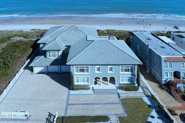 33 Ocean Shore Boulevard, Ormond Beach, FL 32176 (MLS #1078316) :: Florida Life Real Estate Group
