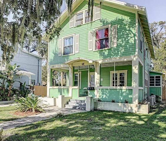 208 Fairview Avenue, Daytona Beach, FL 32114 (MLS #1078374) :: Cook Group Luxury Real Estate