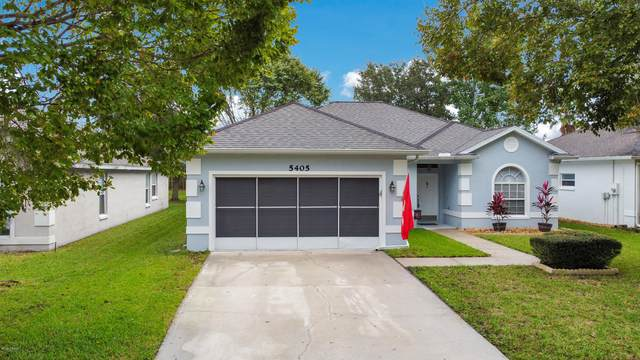 5405 Ward Lake Drive, Port Orange, FL 32128 (MLS #1078405) :: NextHome At The Beach