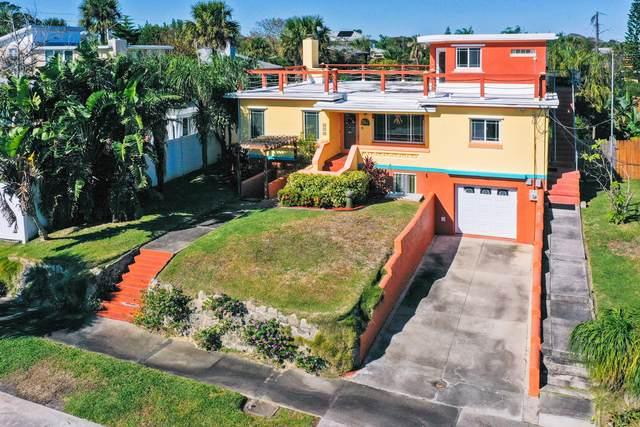 107 Park Avenue, Daytona Beach, FL 32118 (MLS #1078410) :: NextHome At The Beach