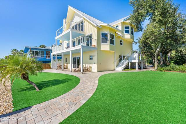 4974 S Peninsula Drive, Ponce Inlet, FL 32127 (MLS #1078532) :: NextHome At The Beach