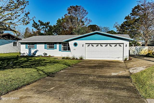 293 Melrose Avenue, Ormond Beach, FL 32174 (MLS #1078598) :: NextHome At The Beach