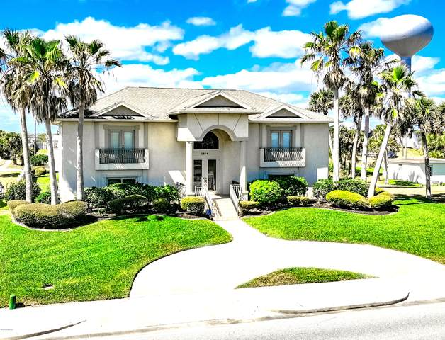 2814 S Atlantic Avenue, Daytona Beach Shores, FL 32118 (MLS #1078634) :: NextHome At The Beach
