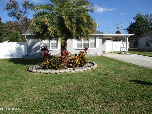1945 Papaya Drive, South Daytona, FL 32119 (MLS #1078676) :: NextHome At The Beach