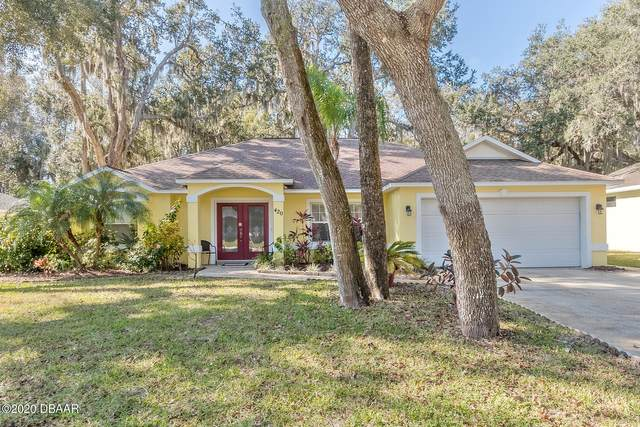 420 Harbour Lights Drive, Ormond Beach, FL 32174 (MLS #1078687) :: Cook Group Luxury Real Estate