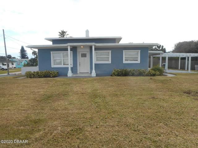 102 Moore Avenue, Daytona Beach, FL 32118 (MLS #1078716) :: NextHome At The Beach