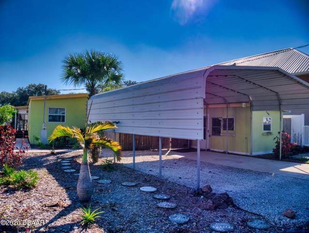 166 Coleman Street, Edgewater, FL 32141 (MLS #1078742) :: NextHome At The Beach