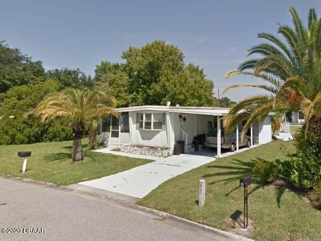 8 Applewood Circle, South Daytona, FL 32119 (MLS #1078774) :: NextHome At The Beach