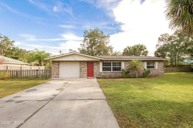 202 Winefred Avenue, New Smyrna Beach, FL 32168 (MLS #1078775) :: NextHome At The Beach