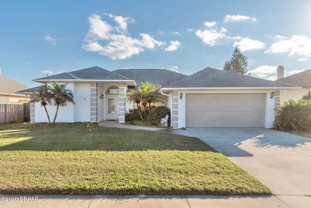 18 Spanish Waters Drive, Ormond Beach, FL 32176 (MLS #1078782) :: Cook Group Luxury Real Estate