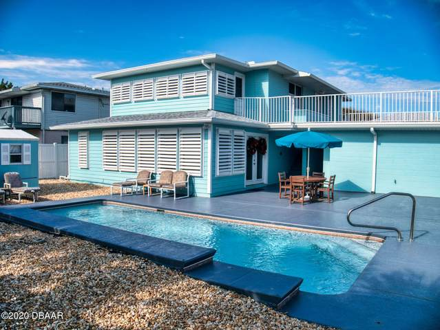 20 Hillside Drive A & B, New Smyrna Beach, FL 32169 (MLS #1078849) :: NextHome At The Beach