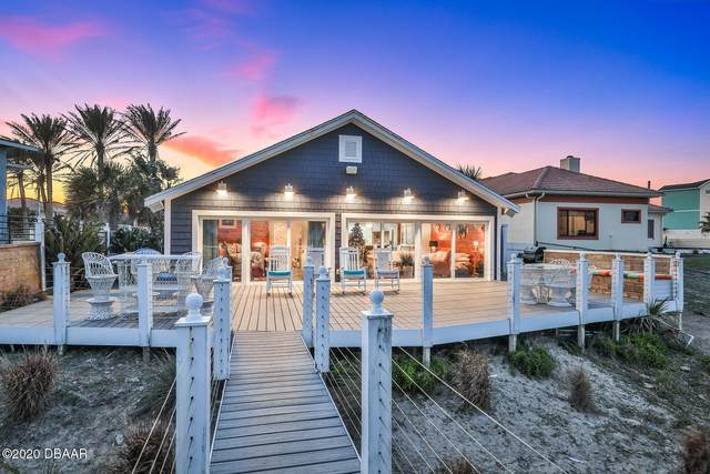 4893 S Atlantic Avenue, Ponce Inlet, FL 32127 (MLS #1078850) :: NextHome At The Beach
