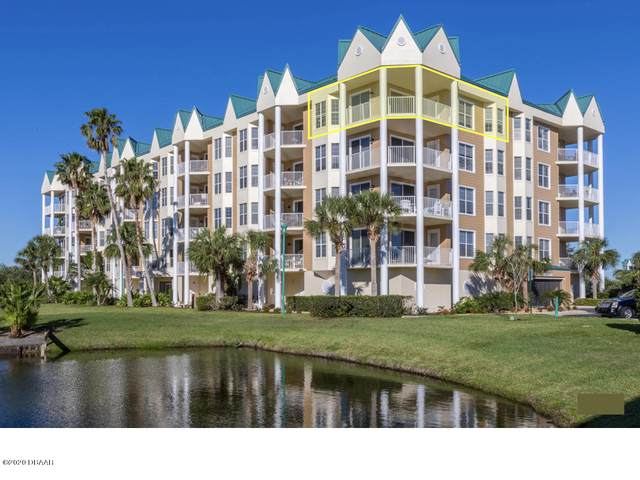 4620 Riverwalk Village Court #7508, Ponce Inlet, FL 32127 (MLS #1078867) :: NextHome At The Beach
