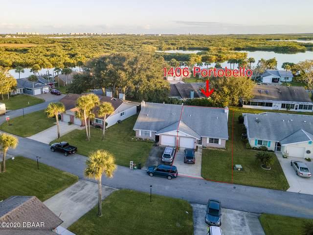 1406 Portobello Drive, Port Orange, FL 32127 (MLS #1078880) :: NextHome At The Beach