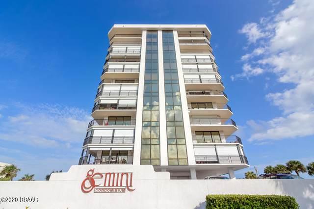 1239 Ocean Shore Boulevard 3-C-3, Ormond Beach, FL 32176 (MLS #1078899) :: NextHome At The Beach