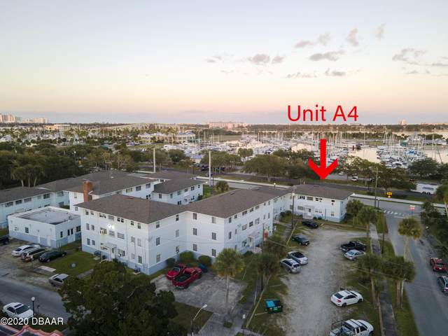 500 S Beach Street A4, Daytona Beach, FL 32114 (MLS #1078922) :: NextHome At The Beach