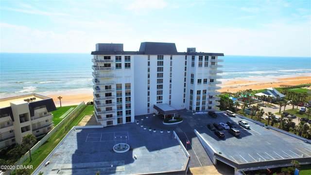 1575 Ocean Shore Boulevard #704, Ormond-By-The-Sea, FL 32176 (MLS #1078923) :: NextHome At The Beach