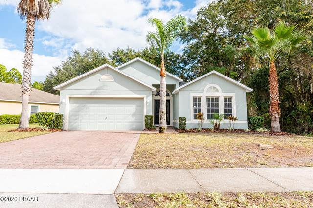 3873 Sunset Cove Drive, Port Orange, FL 32129 (MLS #1078935) :: Cook Group Luxury Real Estate
