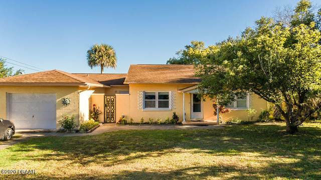 5821 Riverside Drive, Port Orange, FL 32127 (MLS #1078994) :: NextHome At The Beach