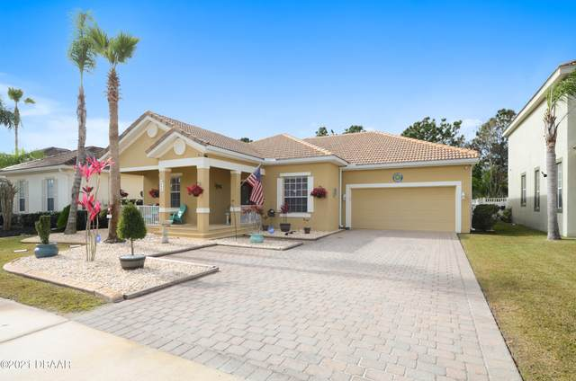 494 Venetian Villa Drive, New Smyrna Beach, FL 32168 (MLS #1079048) :: NextHome At The Beach