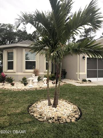 1827 Palmetto Scrub Circle, Port Orange, FL 32128 (MLS #1079052) :: NextHome At The Beach