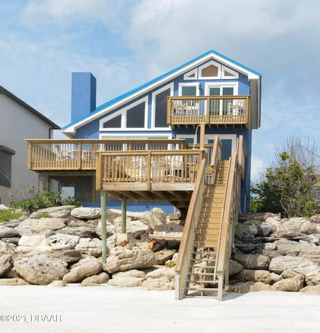 6847 S Atlantic Avenue, New Smyrna Beach, FL 32169 (MLS #1079096) :: NextHome At The Beach
