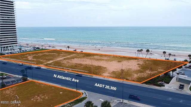 2000 N Atlantic Avenue, Daytona Beach, FL 32118 (MLS #1079110) :: NextHome At The Beach