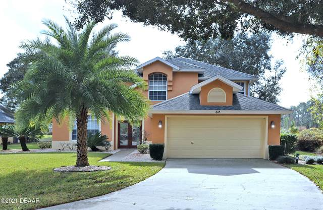 62 Villa Lago Lane, Ormond Beach, FL 32174 (MLS #1079116) :: NextHome At The Beach