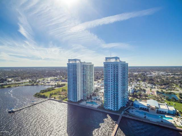 241 Riverside Drive #1803, Holly Hill, FL 32117 (MLS #1079136) :: NextHome At The Beach