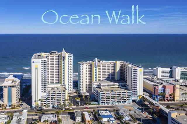 300 N Atlantic Avenue #1901, Daytona Beach, FL 32118 (MLS #1079141) :: NextHome At The Beach