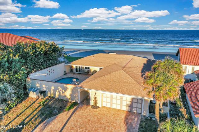 4319 S Atlantic Avenue, Ponce Inlet, FL 32127 (MLS #1079148) :: NextHome At The Beach
