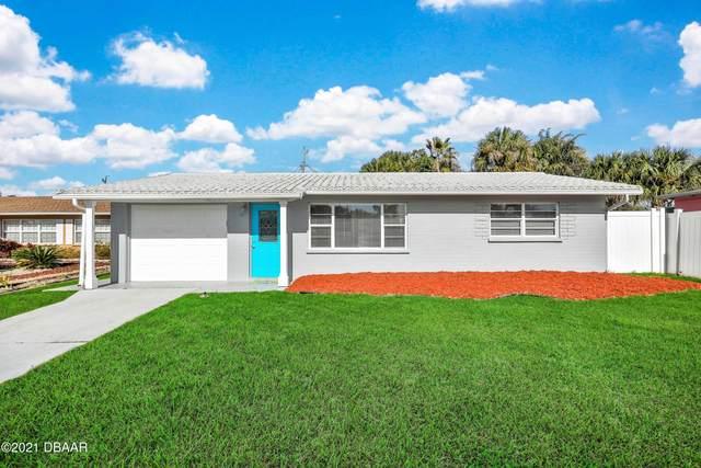 43 Seacrest Drive, Ormond Beach, FL 32176 (MLS #1079222) :: NextHome At The Beach