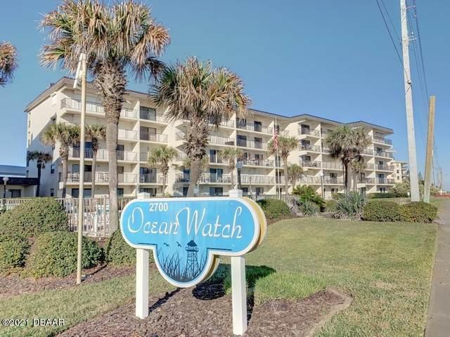 2700 Ocean Shore Boulevard #302, Ormond Beach, FL 32176 (MLS #1079229) :: NextHome At The Beach