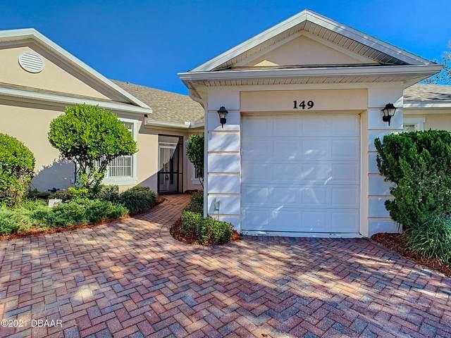 149 Bauer Circle, Daytona Beach, FL 32124 (MLS #1079232) :: NextHome At The Beach