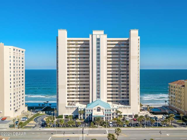 3333 S Atlantic Avenue #901, Daytona Beach Shores, FL 32118 (MLS #1079242) :: NextHome At The Beach