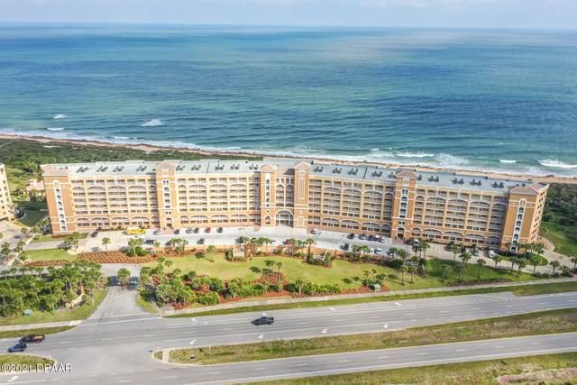 60 Surfview Drive #104, Palm Coast, FL 32137 (MLS #1079245) :: NextHome At The Beach
