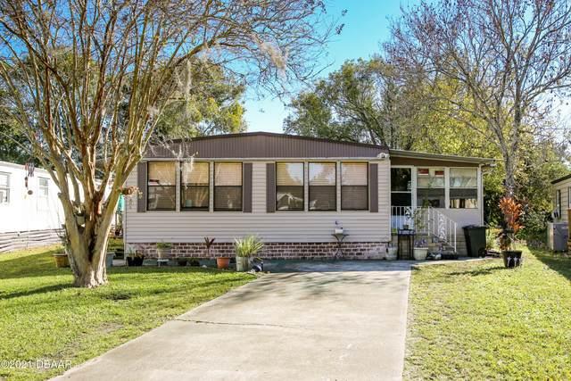26 Elda Lane, Port Orange, FL 32127 (MLS #1079251) :: NextHome At The Beach