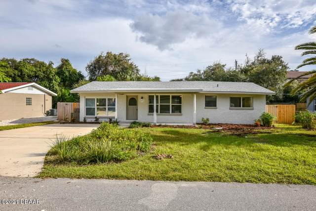 107 Rains Drive, Ponce Inlet, FL 32127 (MLS #1079276) :: NextHome At The Beach