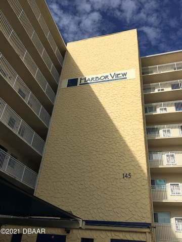 145 N Halifax Avenue #205, Daytona Beach, FL 32118 (MLS #1079278) :: NextHome At The Beach