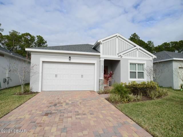 5543 Estero Loop, Port Orange, FL 32128 (MLS #1079291) :: Cook Group Luxury Real Estate
