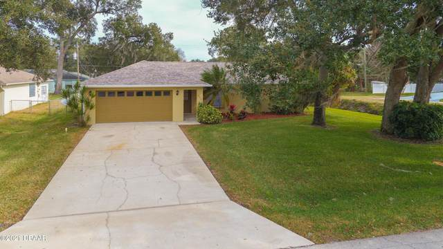 1731 Sabal Palm Drive, Edgewater, FL 32132 (MLS #1079295) :: NextHome At The Beach