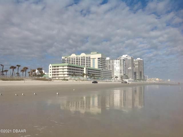 2700 N Atlantic Avenue #908, Daytona Beach, FL 32118 (MLS #1079304) :: NextHome At The Beach